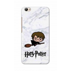 Crafting Crow Mobile Back Cover For Vivo Y66 - Harry Potter