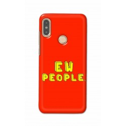 Crafting Crow Mobile Back Cover For Xiaomi Redmi Note 5 Pro - EW People