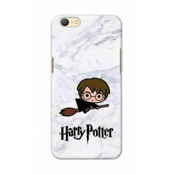 Crafting Crow Mobile Back Cover For Oppo A57 - Harry Potter