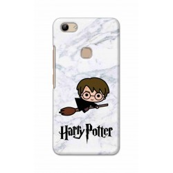Crafting Crow Mobile Back Cover For Vivo Y81 - Harry Potter