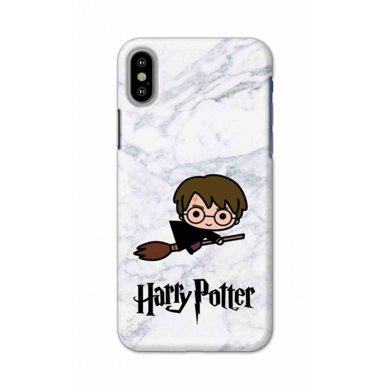 Crafting Crow Mobile Back Cover For Apple Iphone X - Harry Potter