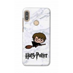 Crafting Crow Mobile Back Cover For Xiaomi Redmi Note 5 Pro - Harry Potter