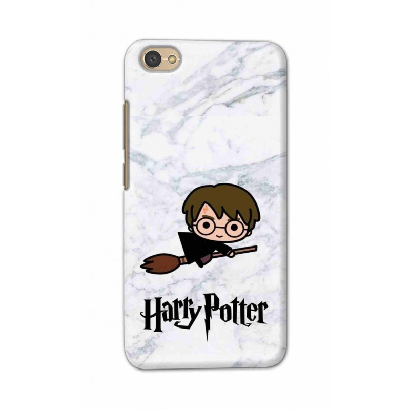 Crafting Crow Mobile Back Cover For Xiaomi Redmi Y1 Lite - Harry Potter
