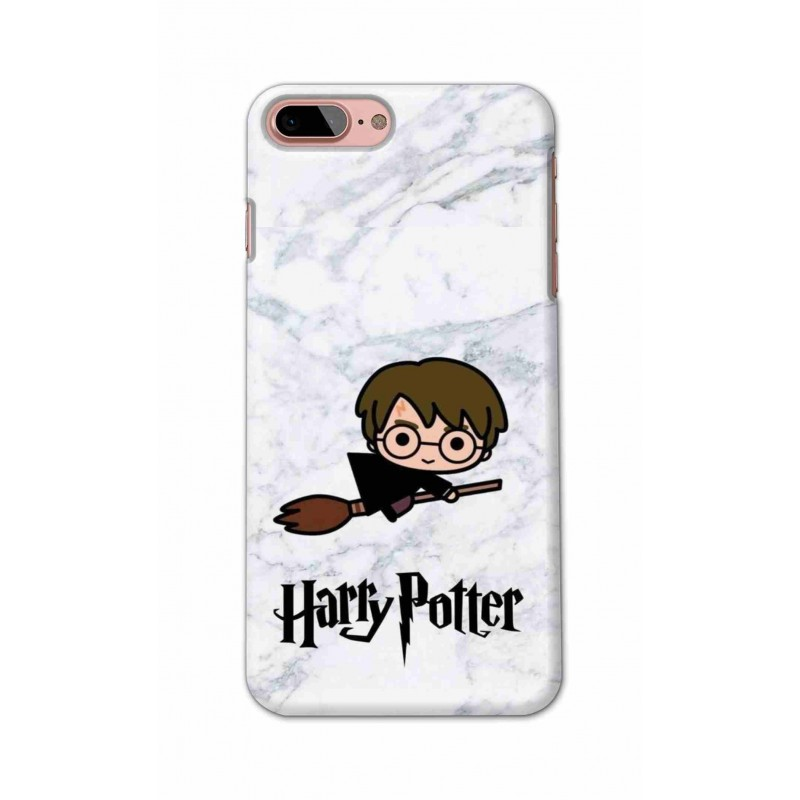 Crafting Crow Mobile Back Cover For Apple Iphone 7 Plus - Harry Potter
