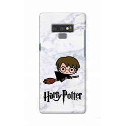 Crafting Crow Mobile Back Cover For Samsung Note 9 - Harry Potter