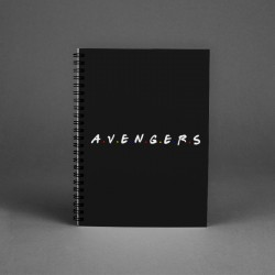 Buy Superhero Notepad Online at Craftingcrow.com