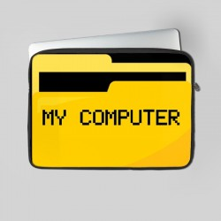 Buy My Computer Laptop Sleeve Online at Craftingcrow.com