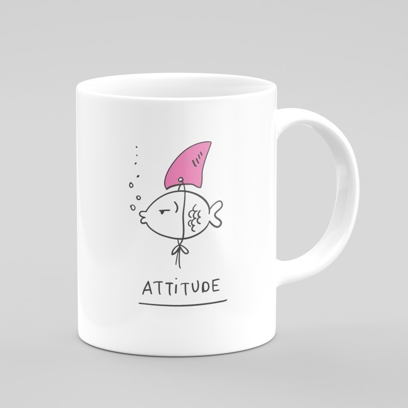 Buy Attitude Matters Online at Craftingcrow.com