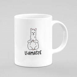 Buy Lamaste Mug Online at Craftingcrow.com