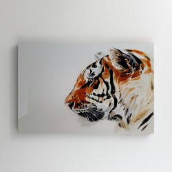 Buy Tiger Canvas Online at Craftingcrow.com