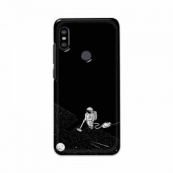 Buy Xiaomi Redmi Note 6 Pro Space Walker Mobile Phone Covers Online at Craftingcrow.com