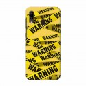 Buy Samsung Galaxy A20 Warning Mobile Phone Covers Online at Craftingcrow.com