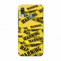 Buy Samsung Galaxy A40 Warning Mobile Phone Covers Online at Craftingcrow.com