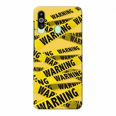 Samsung M40 - Warning
