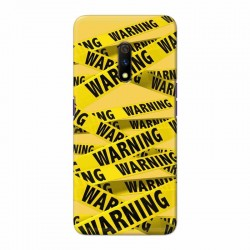 Buy Oppo Realme X Warning Mobile Phone Covers Online at Craftingcrow.com
