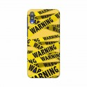 Buy Samsung Galaxy M10 Warning Mobile Phone Covers Online at Craftingcrow.com