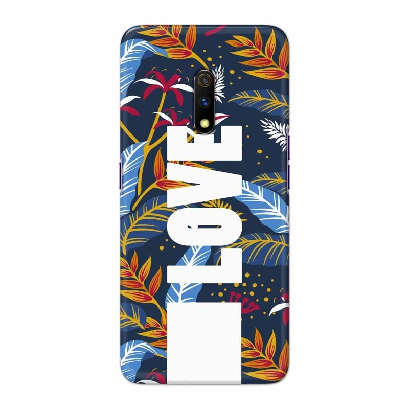 Buy Oppo Realme X Love Mobile Phone Covers Online at Craftingcrow.com