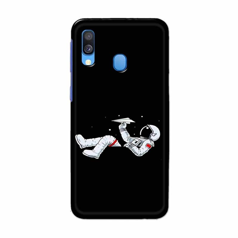 Buy Samsung Galaxy A40 Space Plane Mobile Phone Covers Online at Craftingcrow.com