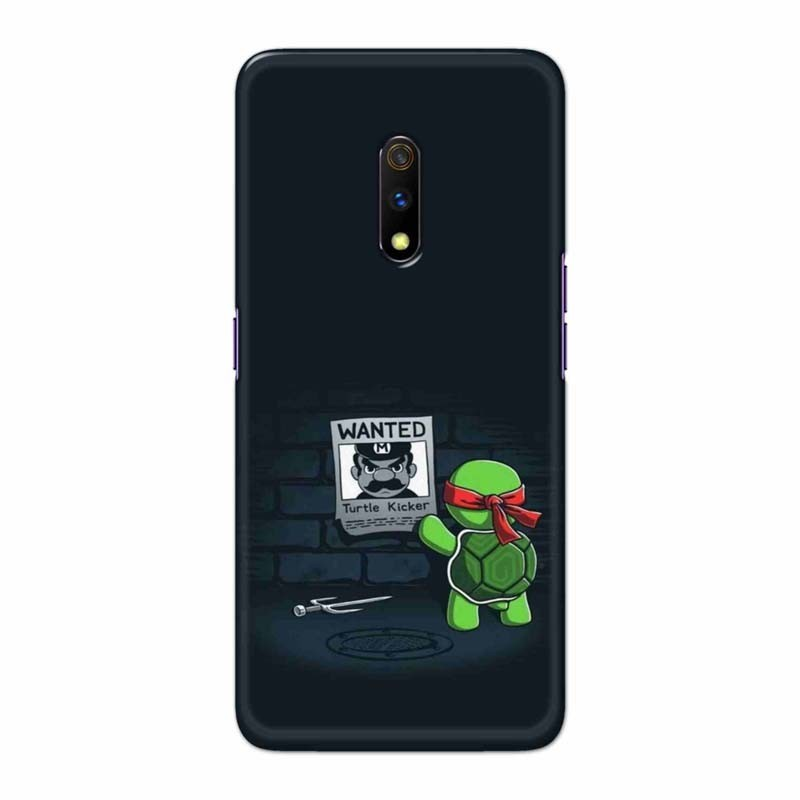 Buy Oppo Realme X Wanted Mobile Phone Covers Online at Craftingcrow.com