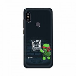 Buy Xiaomi Redmi Note 6 Pro Wanted Mobile Phone Covers Online at Craftingcrow.com
