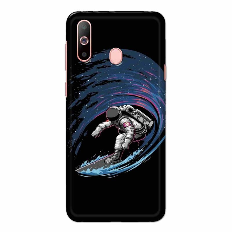 Buy Samsung Galaxy A60 Space Surf Mobile Phone Covers Online at Craftingcrow.com
