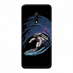 Buy Oppo Realme X Space Surf Mobile Phone Covers Online at Craftingcrow.com
