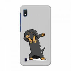Buy Samsung Galaxy A10 Dab Doggo Mobile Phone Covers Online at Craftingcrow.com