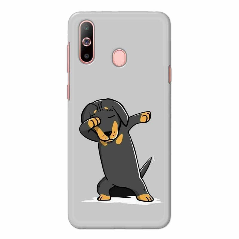 Buy Samsung Galaxy A60 Dab Doggo Mobile Phone Covers Online at Craftingcrow.com