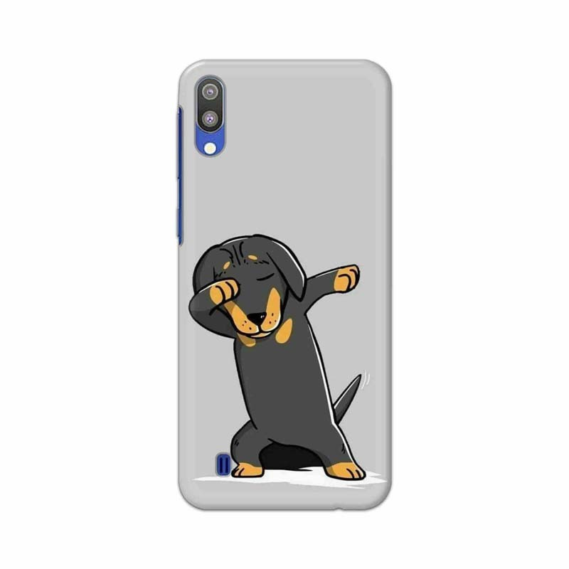 Buy Samsung Galaxy M10 Dab Doggo Mobile Phone Covers Online at Craftingcrow.com