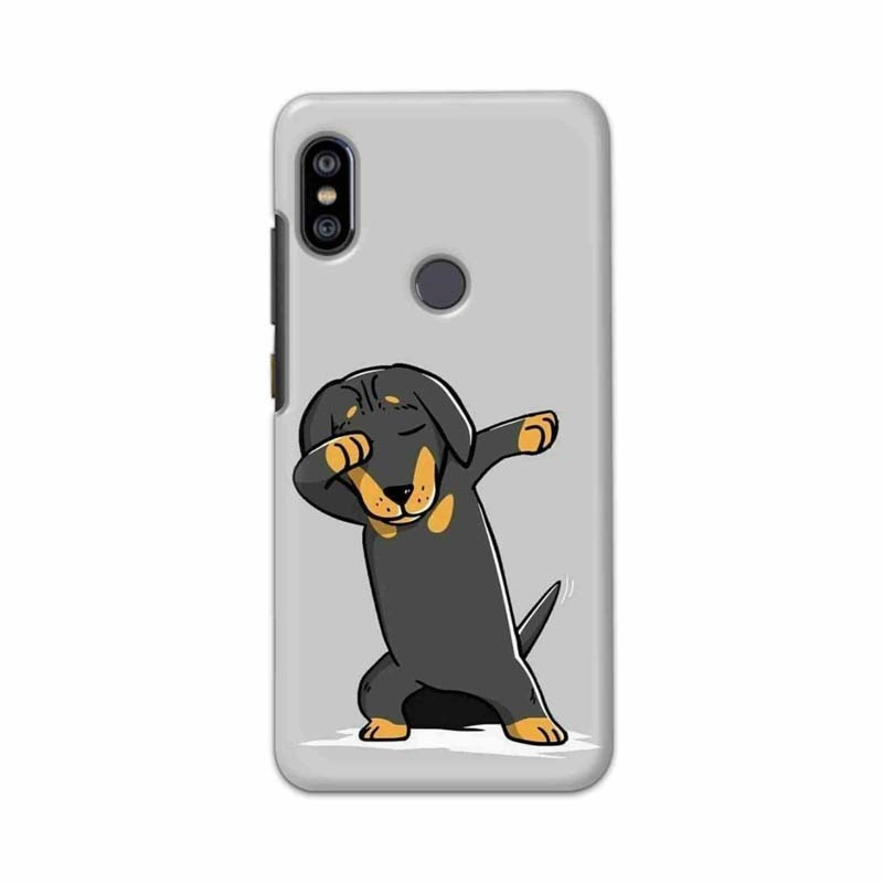 Buy Xiaomi Redmi Note 6 Pro Dab Doggo Mobile Phone Covers Online at Craftingcrow.com