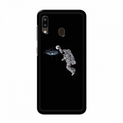 Buy Samsung Galaxy A20 Spaceball Mobile Phone Covers Online at Craftingcrow.com