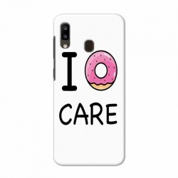 Buy Samsung Galaxy A20 I Donut Care Mobile Phone Covers Online at Craftingcrow.com