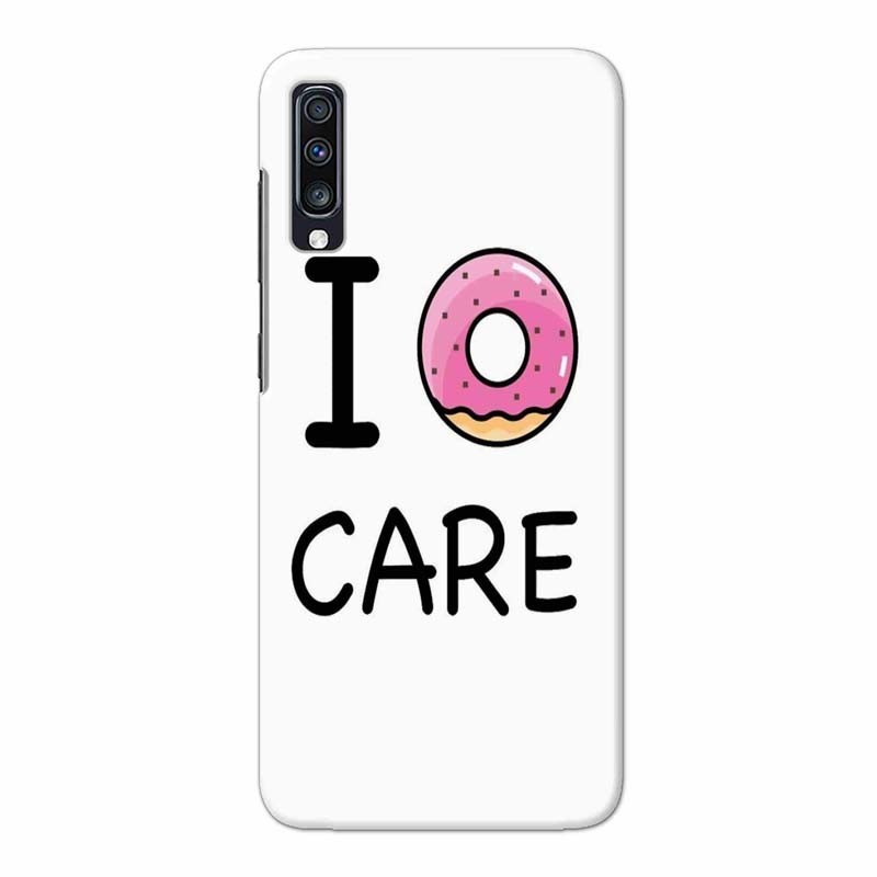 Buy Samsung Galaxy A70 I Donut Care Mobile Phone Covers Online at Craftingcrow.com