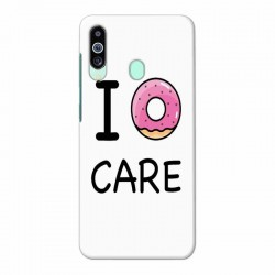 Buy Samsung M40 I Donut Care Mobile Phone Covers Online at Craftingcrow.com