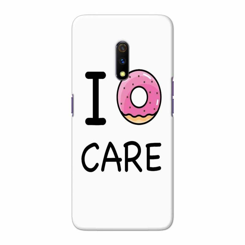 Buy Oppo Realme X I Donut Care Mobile Phone Covers Online at Craftingcrow.com