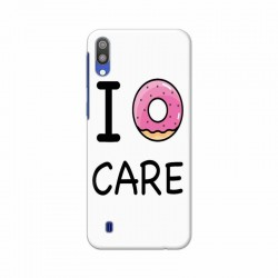 Buy Samsung Galaxy M10 I Donut Care Mobile Phone Covers Online at Craftingcrow.com