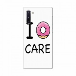 Buy Samsung Galaxy Note 10 I Donut Care Mobile Phone Covers Online at Craftingcrow.com