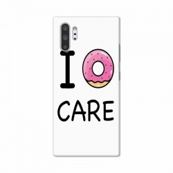 Buy Samsung Galaxy Note 10 Pro I Donut Care Mobile Phone Covers Online at Craftingcrow.com