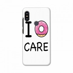 Buy Xiaomi Redmi Note 6 Pro I Donut Care Mobile Phone Covers Online at Craftingcrow.com