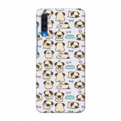 Buy Samsung Galaxy A50 Pugs Mobile Phone Covers Online at Craftingcrow.com