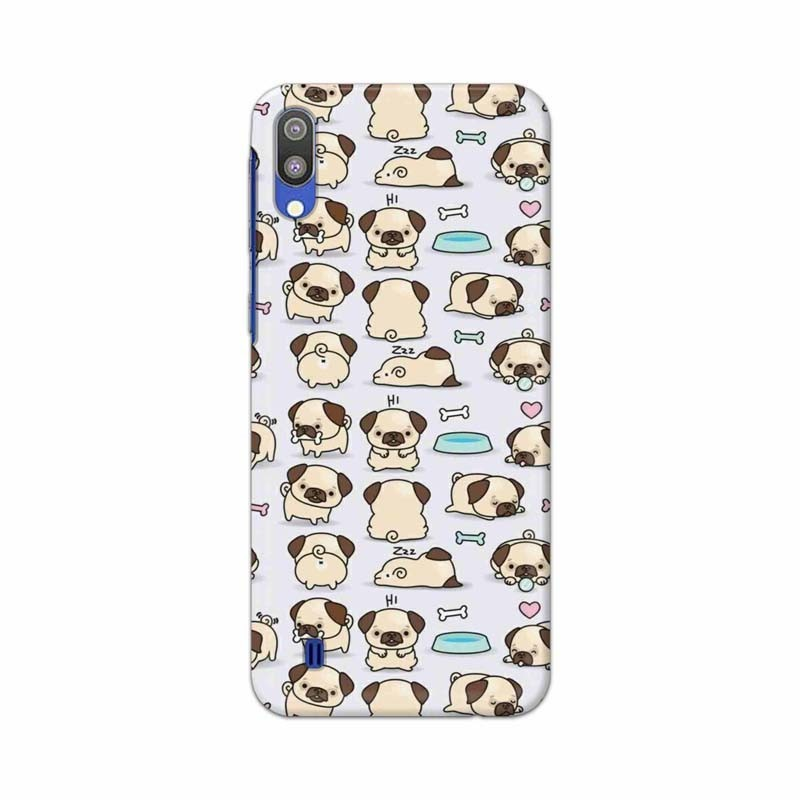 Buy Samsung Galaxy M10 Pugs Mobile Phone Covers Online at Craftingcrow.com