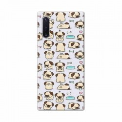 Buy Samsung Galaxy Note 10 Pugs Mobile Phone Covers Online at Craftingcrow.com