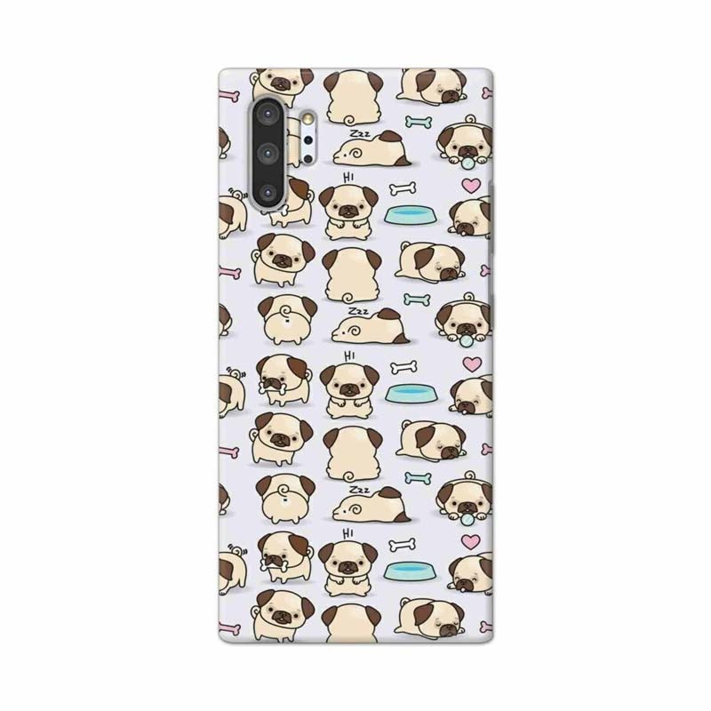 Buy Samsung Galaxy Note 10 Pro Pugs Mobile Phone Covers Online at Craftingcrow.com