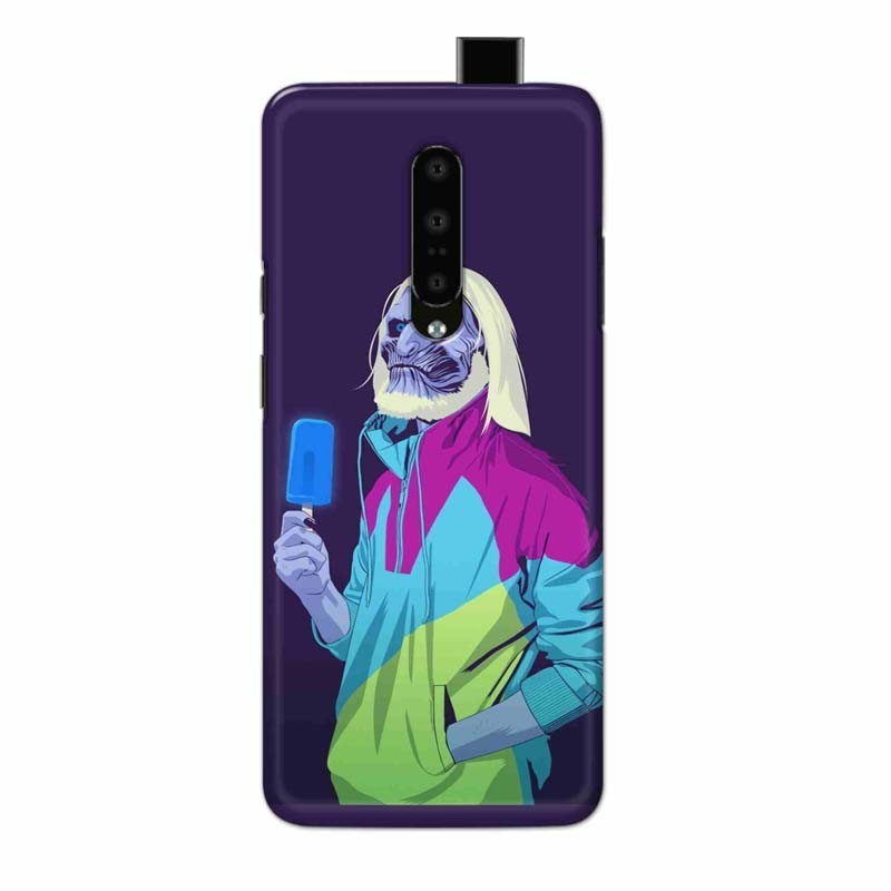 Buy One Plus 7 Pro White walker Mobile Phone Covers Online at Craftingcrow.com