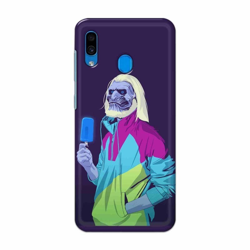 Buy Samsung Galaxy A30 White walker Mobile Phone Covers Online at Craftingcrow.com