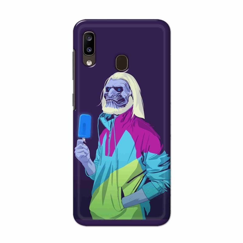 Buy Samsung Galaxy A20 White walker Mobile Phone Covers Online at Craftingcrow.com