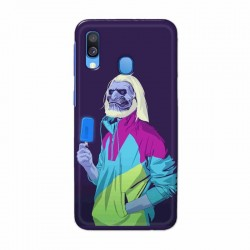 Buy Samsung Galaxy A40 White walker Mobile Phone Covers Online at Craftingcrow.com