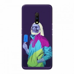 Buy Oppo Realme X White walker Mobile Phone Covers Online at Craftingcrow.com