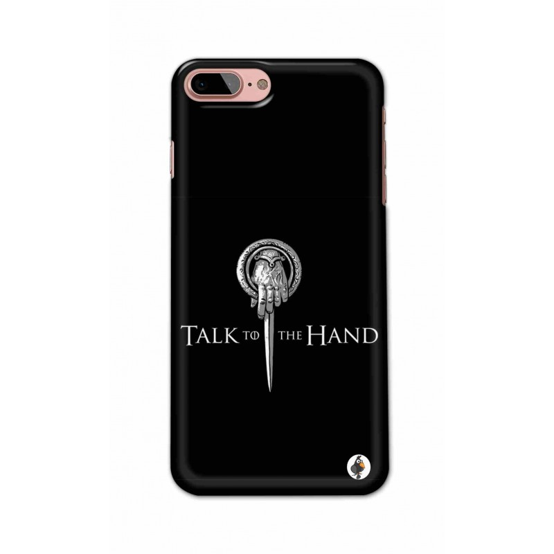 Apple Iphone 8 Plus - Talk to the Hand  Image
