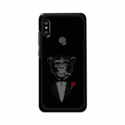 Buy Xiaomi Redmi Note 6 Pro monkey Mobile Phone Covers Online at Craftingcrow.com